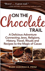 book cover chocolate trail
